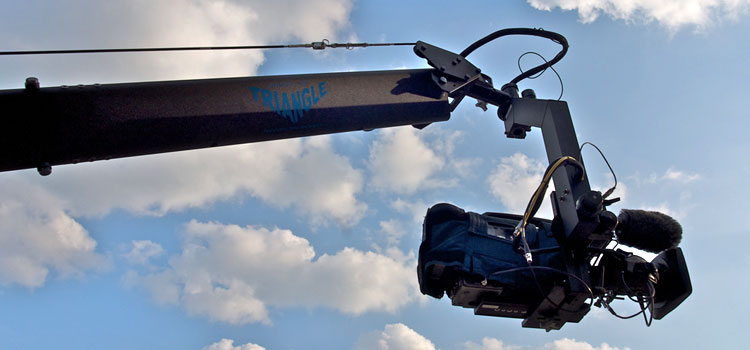 Used Jimmy Jib Crane : Infocus ltd jib services for the broadcast industry safety
